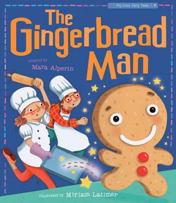 Gingerbread Man-Alperin