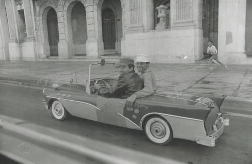 Cuba - miniature car