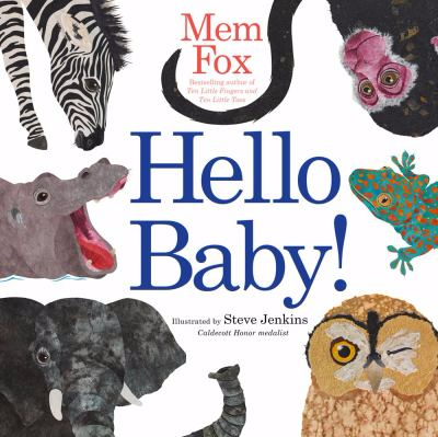 Hello baby by Mem Fox