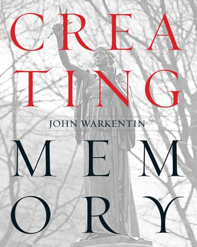 Creating memory  a guide to outdoor public sculpture in Toronto