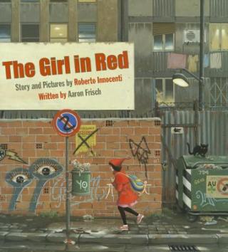 12.The girl in red. Frisch  Aaron. 2012