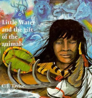 18.Little Water and the gift of the animals - a Seneca legend. Taylor  C. J. 1992