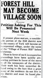 Hill-Rosedale Topics, 1923