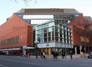 Toronto Reference Library Exterior