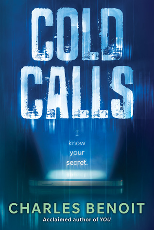 Book cover cold calls by charles benoit