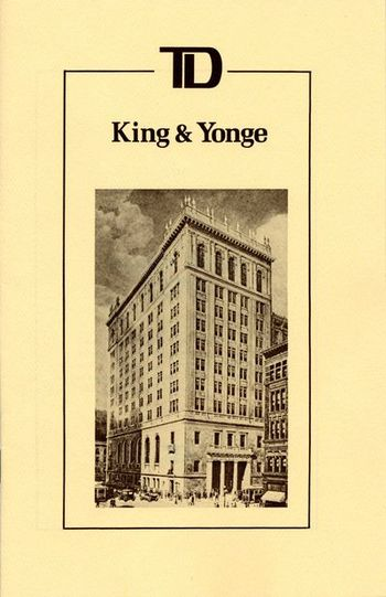 Dominion Bank King & Yonge