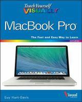 Teach yourself visually MacBook Pro 2nd edition
