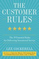 CustomerRules