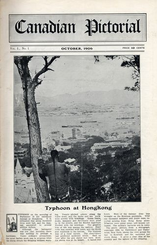 Canadian Pictorial v 1 no 1 Oct 1906