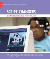 Script changers digital storytelling with Scratch