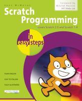 Scratch Programming in easy steps