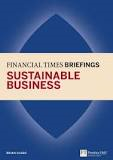 Financial times briefing on sustainable business