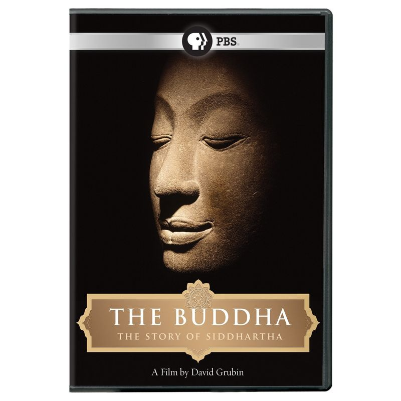 The Buddha The Story of Siddhartha DVD