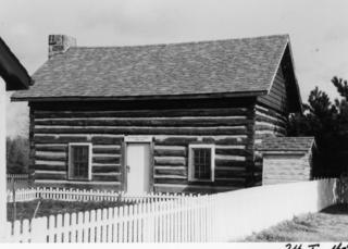McCowan cabin