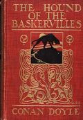 The Hound of the Baskervilles. A welcome reappearance of Sherlock Holmes in print after nearly a decade's absence