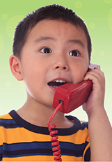 Dial-a-Story boy