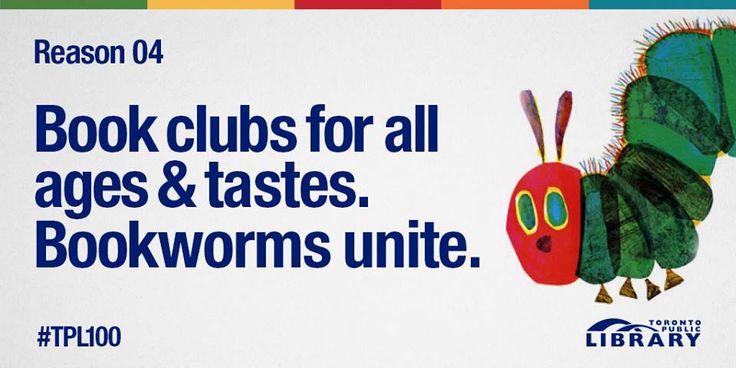 Bookworms Unite!