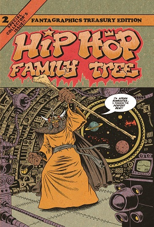 Hip Hop Family Tree Volume Two by Ed Piskor
