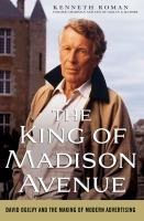 King of Madison Avenue