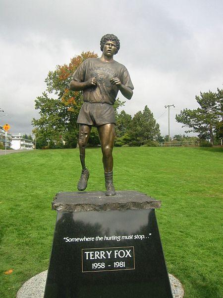 450px-Terry_Fox_monument