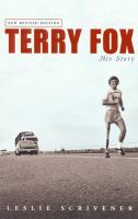 Terry Fox his story