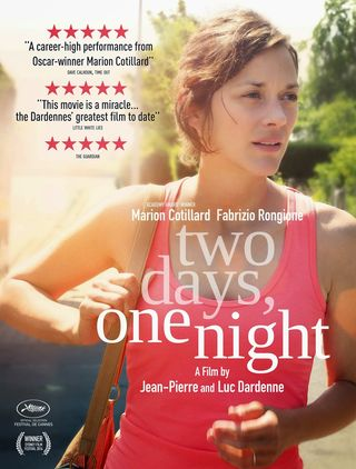 Two Days One Night movie poster