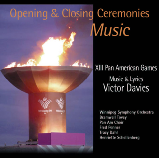 Opening & Closing Ceremonies Music of Pan American Games