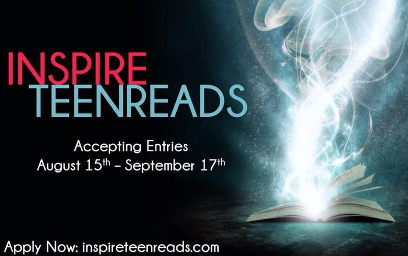 Inspire teen reads image