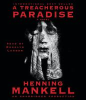 A treacherous paradise Talking Book