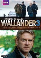 Wallander 3 BBC Kenneth Branagh