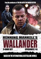 Henning Mankell's Wallander Episodes 7-9