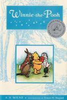 Winnie-the-Pooh 1st American ed 80th anniversary ed
