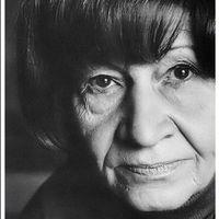 Violette Leduc - portrait