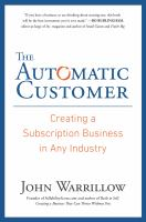 Automatic Customer