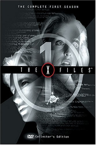The X-Files season 1 and 2  on DVD available at Toronto Public Library.