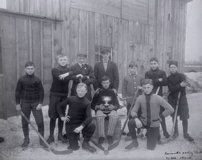 1911 Davisville Hockey Club
