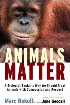 Animals Matter by Marc Bekoff