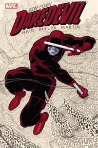 Daredevil Volume 1 by Mark Waid, Paolo Rivera and Marcos Martin