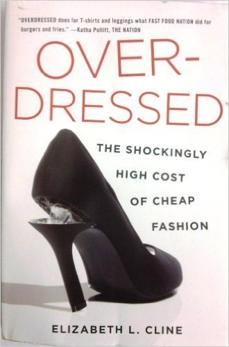 Overdressed  the shockingly high cost of cheap fashion by Elizabeth Cline