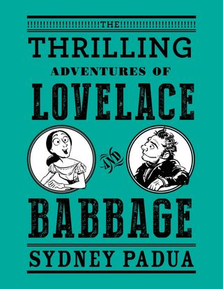 Thrilling Adventures of L&B cover