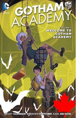 Gotham Academy 1 CDN