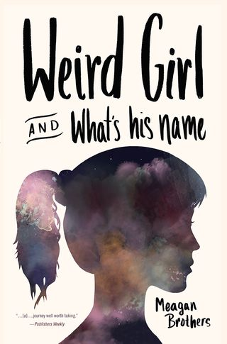 Weird girl and whats his name