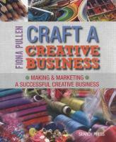 Craft a Creative Business
