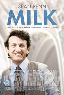 Milk DVD feature film