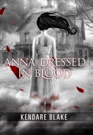Anna dressedi n blood