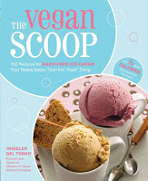 The vegan scoop