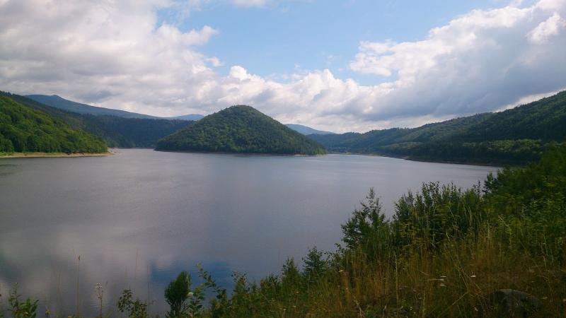 Beautiful landscape shot