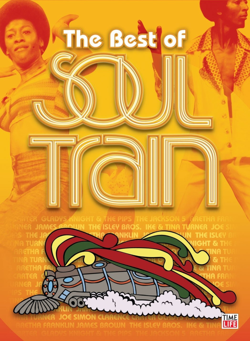 The best of soul train DVD