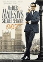 DVD On Her Majesty's Secret Service
