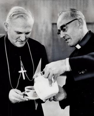 Pope John Paul II visting Toronto Toronto Star archives
